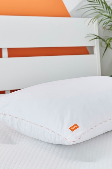 nanu adaptive medium perfect pillow by silentnight
