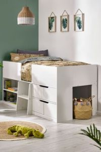 Childrens Bedroom   Homeware   Fashion   Next UK Compton Cabin Bed