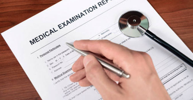 independent medical examination