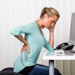 stop back pain desk posture