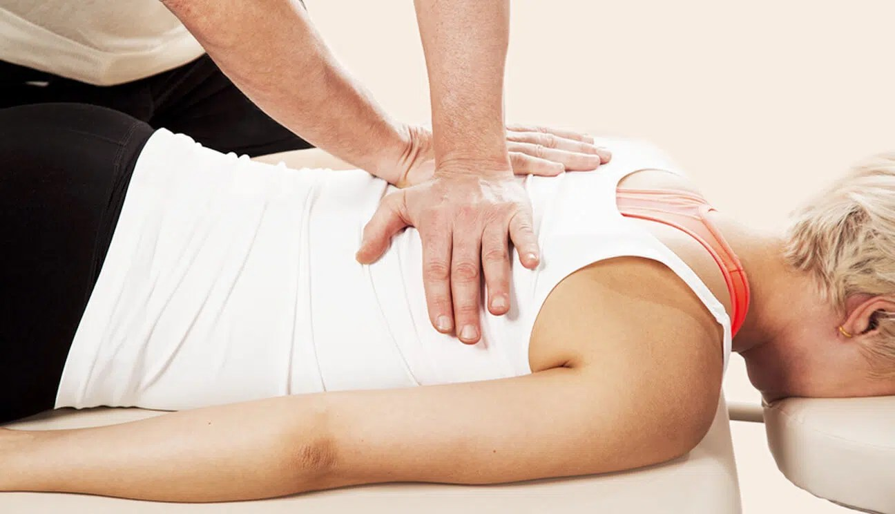 chiropractic therapy adjustment Xcell medical group elyria