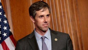 Texas Senate Democratic candidate Beto O'Rourke