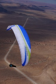 XC Expedition skywalk Pargliders Thermikflug