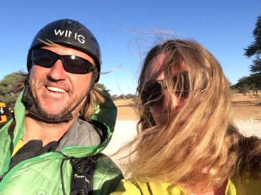 XC Expedition skywalk Paragliders Botswana