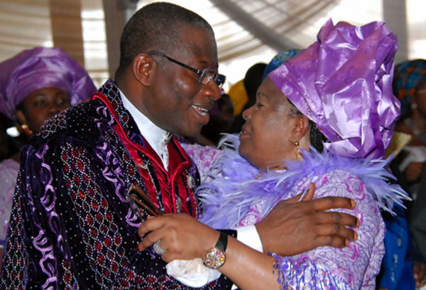 Are President Goodluck and Patience Jonathan Panglossians?