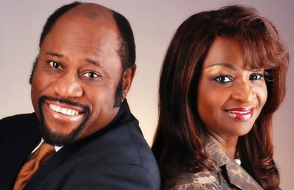 Dr. Myles Munroe and wife Ruth Ann Munroe