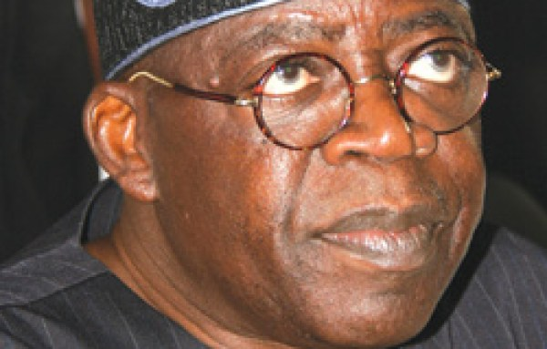 Tinubu Vows Never to Recognise Saraki as Senate President