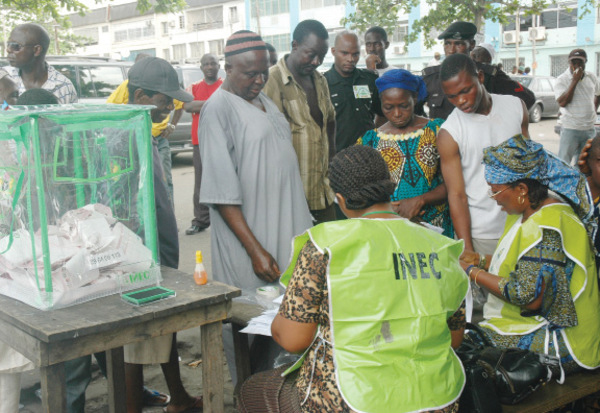 Why Nigerians will Continue to Vote with their Stomach by Grimot Nane