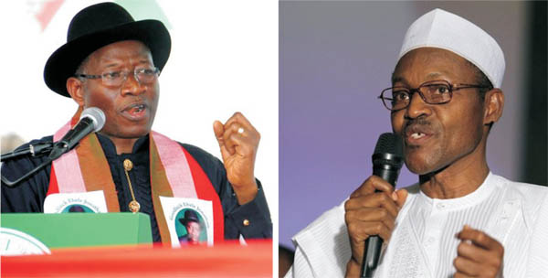 President Goodluck Jonathan and General Muhammadu Buhari: Presidential Candidates in the Nigerian 2015 Elections