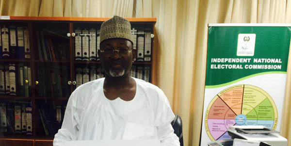 XCLUSIVE - Elections 2015:  Hacked INEC Website Restored!