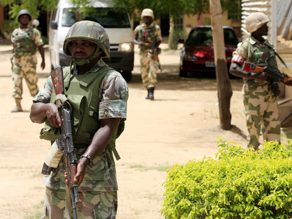 Chibok Girls: One Year After, Nigerian Army Storm Sambisa Forest