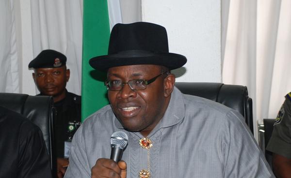 Governor of Bayelsa State Seriake Dickson