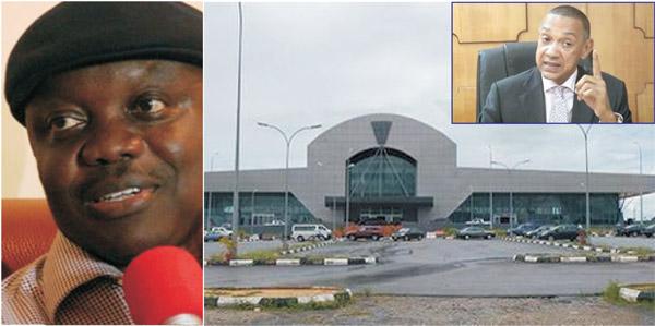 Asaba Airport Exposes Uduaghan's Award as a Sham