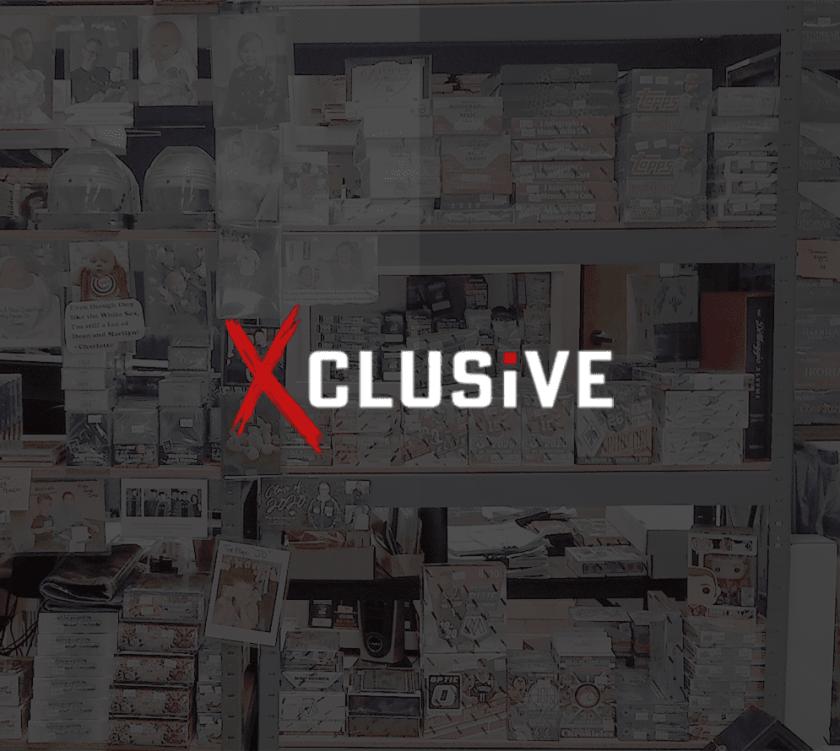 Xclusive Collectibles Auction Website