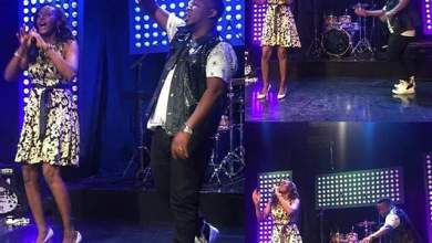 Photo of Eben at The Rev Concert (pictures) | @eben4u