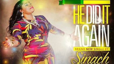 Photo of VIDEO: Sinach – He Did It Again | @sinach