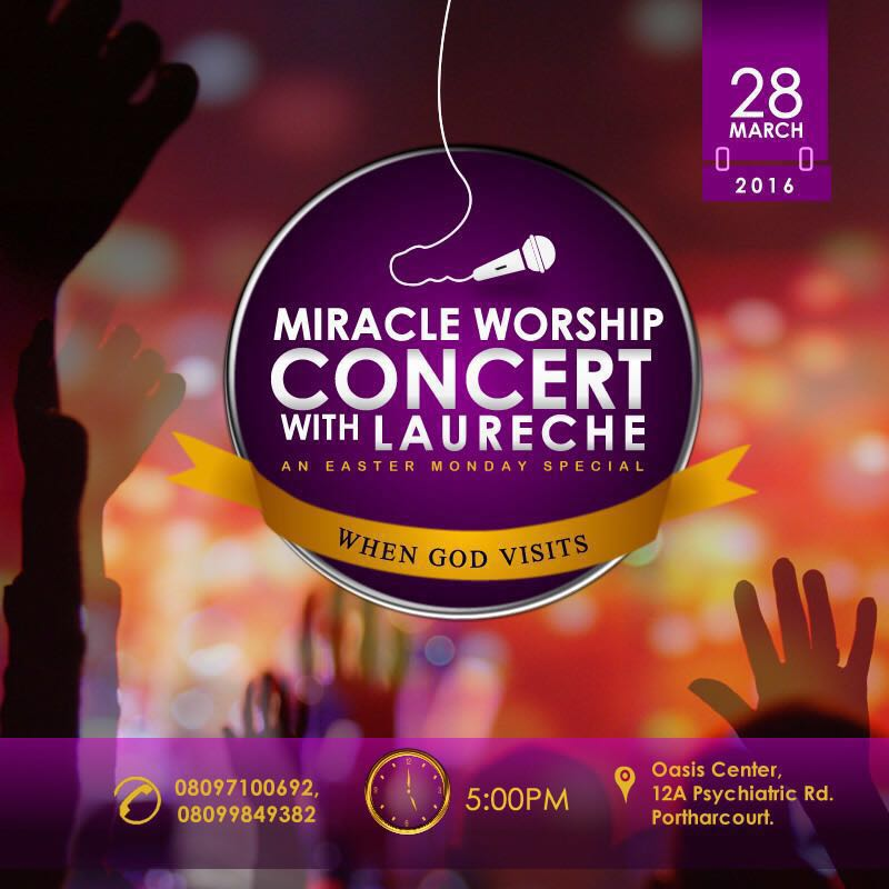 Laureche Miracle Worship
