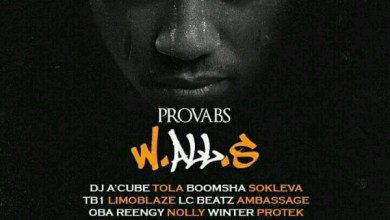 Photo of MUSIC: Provabs – W.ALL.S (We All Say)  | @Provabs