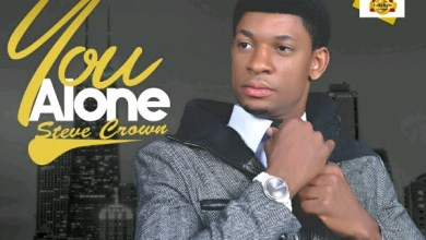Photo of MUSIC: Steve Crown – You Alone   @stevecrownmusic