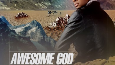 Photo of AUDIO: STEVE CROWN – AWESOME GOD   @stevecrownmusic