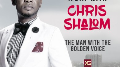 Photo of INTERVIEW: A Day With Chris Shalom – The Man With The Golden Voice | @shalom_chris @jaibbikay