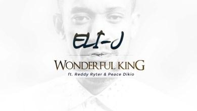 Photo of AUDIO: Eli-J – Wonderful King (ft Reddy Ryter & Peace Dikio) |  @whitegod001