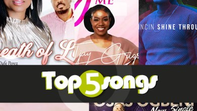 Photo of Top 5 Nigerian Songs Of The Week | Week 5, January 2019