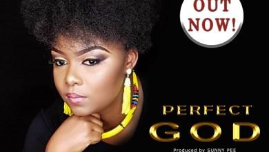 Photo of Esther Andrea Queen – Perfect God    @EstherAndreaQu1