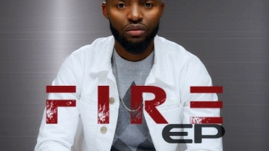 """Photo of Peter Adole Drops New EP – """"Fire"""" ."""