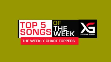 Photo of #XGTop5 Songs Of The Week | WK1, April 2019