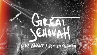 "Photo of Travis Greene – ""Great Jehovah"" (Video)"