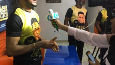 Photo of Joepraize holds Press Conference for his #PraiseOvation concert