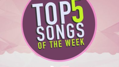 Photo of XGTop5 Songs Of The Week | Wk2, April 2020