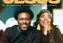Photo of Samsong – Jesus (Feat. Mercy Chinwo) | Download mp3