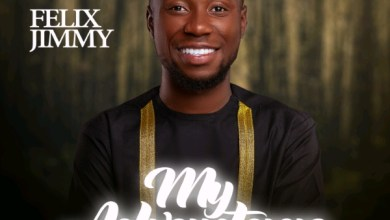 """Photo of Felix Jimmy Out With A Song Of Thanksgiving """"My Advantage"""" 