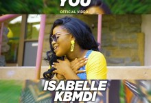 "Photo of Isabelle Kbmdi Premiers Colourful Video ""Only You"""