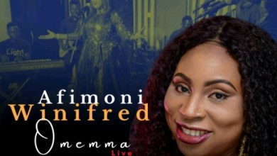 Photo of Winifred Afimoni Comes Out With The Live Visual For Omemma  | @winnivocals
