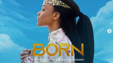 "Photo of Ada Ehi's ""Born Of God"" Album Set For Release on December 18th"