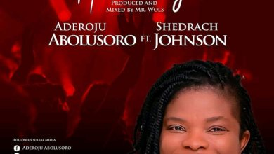 Photo of Aderoju Abolusoro – Halleluyah [feat. Shedrach Johnson]