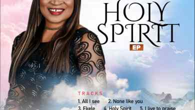 """Photo of P Uche Etiaba Out With 7-Track EP Titled """"Holy Spirit"""" 