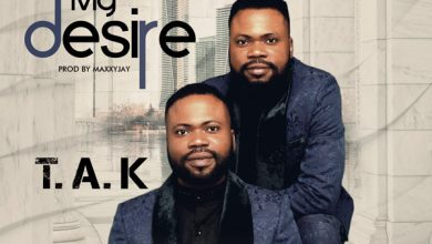 """Photo of T.A.K Drops New Music """"My Desire"""""""