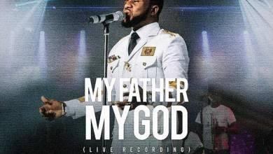 Photo of Jimmy D Psalmist – My Father My God (Live | Video)