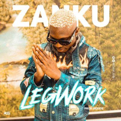 Zlatan Zanku Legwork artwork