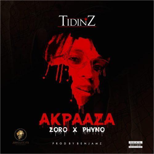 Tidinz – AkpaAza ft. Phyno & Zoro