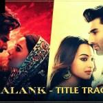 Arijit Singh Kalank title track mp3 download