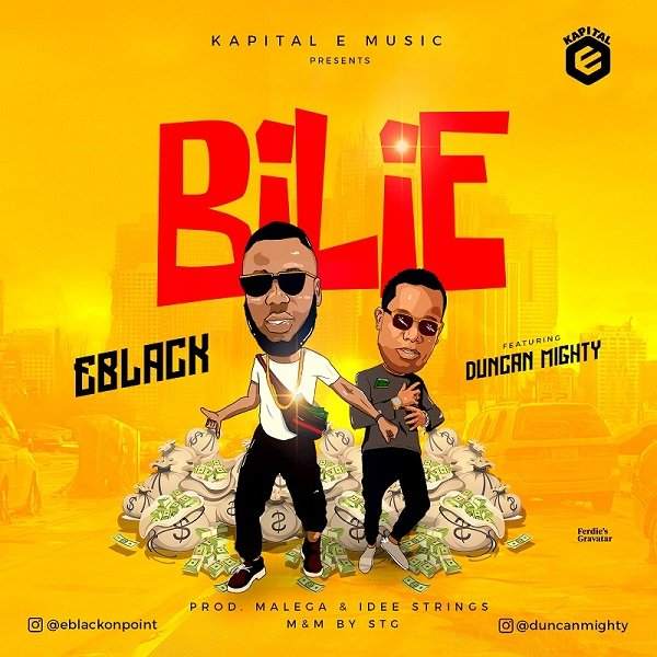 Bilie by Eblack & Duncan Mighty