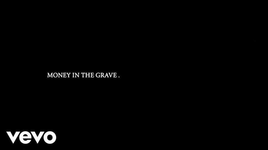 Money In The Grave video by Drake & Rick Ross