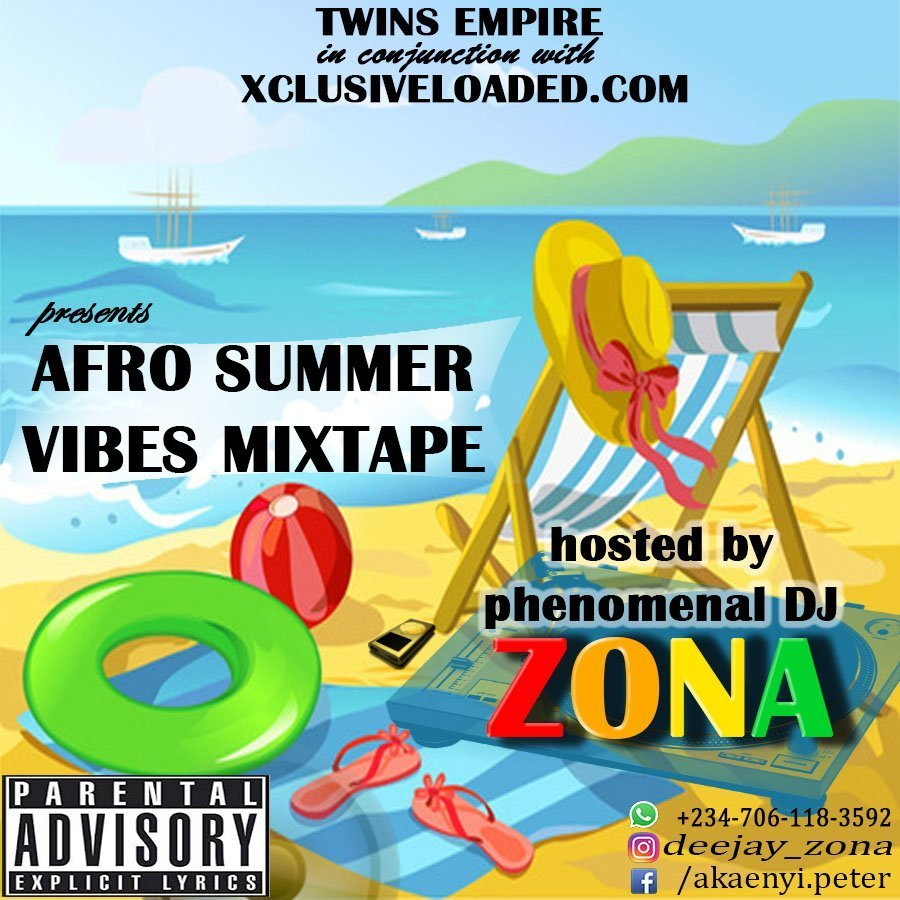 DJ Zona zona album