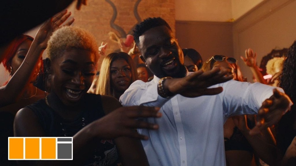 Sarkodie – Party & Bullshit ft. Idris Elba & Donaeo ( Video)