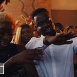 Sarkodie – Party & Bullshit ft. Idris Elba & Donaeo ( Video)